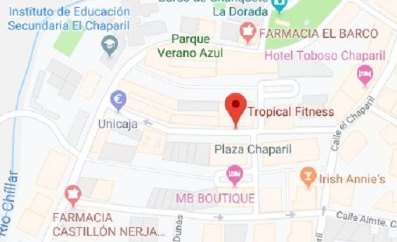 Tropical Fitness Gimnasio Nerja